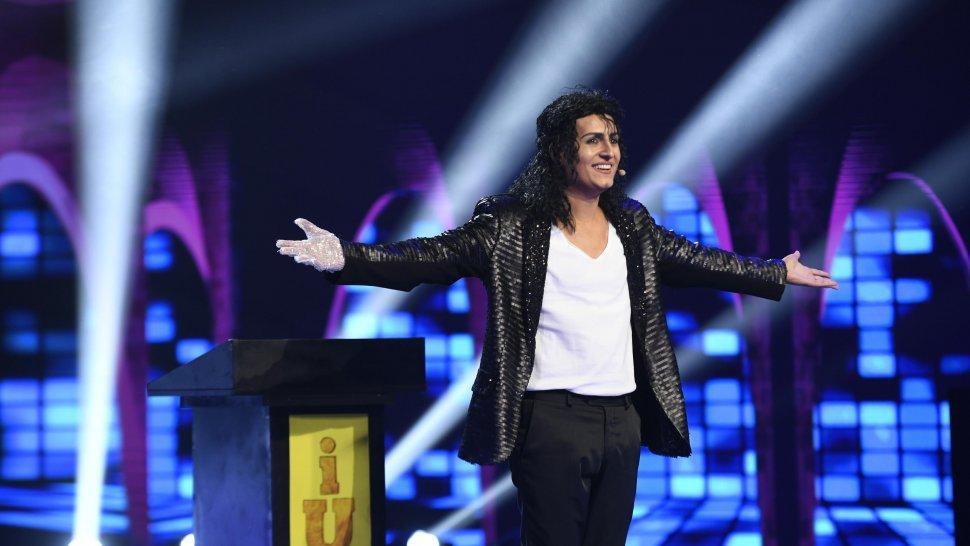 iUmor, 14 aprilie 2021. Michael Jackson face senzație cu un roast istoric memorabil. Starul pop își amintește vizitele în România
