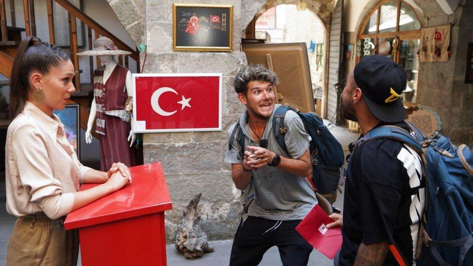 Emi și Cuza au obținut pașaportul de trecere către Georgia. Diseară, o echipă va fi eliminată la Asia Express - Drumul Împăraților
