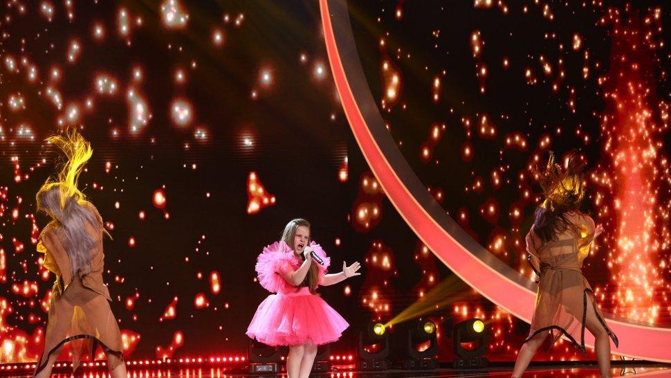 Alessia Sana, trimisă în Finala de Popularitate a celui de-al zecelea sezon Next Star