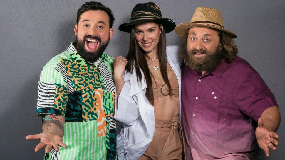 Cine prezinta noul sezon Asia Express. Irina Fodor, Oase și Marius Damian sunt pregătiți să vă ducă pe Drumul Împăraților