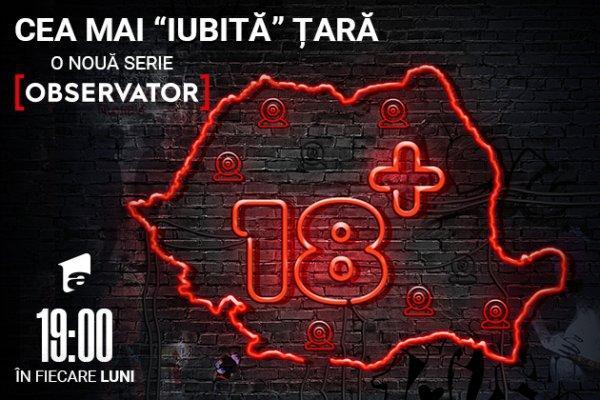 În fiecare Luni, de la 19.00, la Antena 1