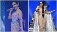 Natalia Oreiro se mândrește cu un abdomen de invidiat. Cum arată într-o rochie care îi lăsa la vedere formele