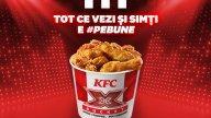 KFC și X Factor, parteneriat #pebune cu gust de X Bucket