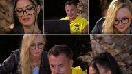 Burlacul 17 iunie 2021. Simona Bălăceanu și Malinka Zina au văzut imaginile în care Andi Constantin le săruta pe rivalele