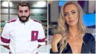 """Vincenzo Aiello, fostul concurent """"Chefi la cuțite"""", declarație de dragoste pentru Antonia Ștefănescu. Ce i-a transmis tânărul"""