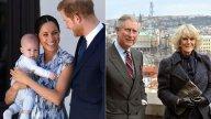 Gestul Prințului Charles și al Camillei de ziua lui Archie. Ce au făcut pentru nepotul pe care nu l-au mai văzut de luni bune