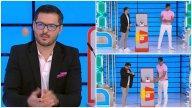 Prețul cel bun, 27 septembrie 2021. Liviu Vârciu a jonglat cu ouă în platou. Prezentatorul TV a făcut show cu momentul său