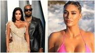 Kanye West și Kim Kardashian, din nou împreună la lansarea albumului artistului. Ce gest impresionant a făcut fosta lui soți