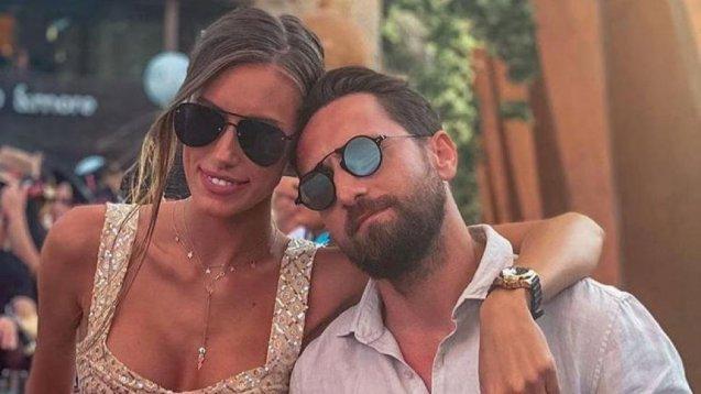 Dani Oțil, prima poză după ce s-a căsătorit cu Gabriela Prisăcariu. Ce imagine a postat prezentatorul Tv de la nuntă