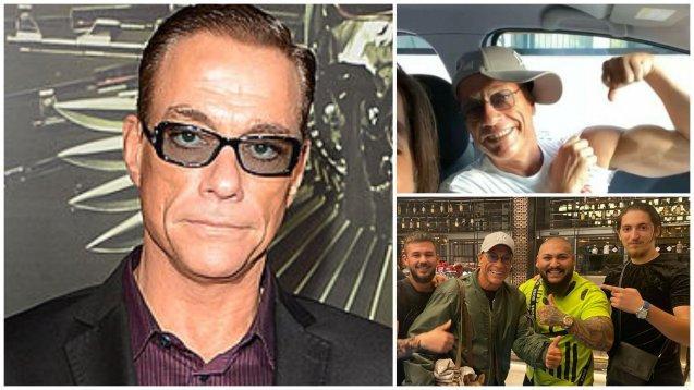 Adevărul despre videoclipurile cu Jean-Claude Van Damme ascultând manele. Ce s-a întâmplat în seara în care a fost filmat
