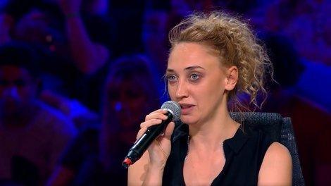 """eXtra Factor 2021, episodul 9. Ilona Brezoianu devine """"noul jurat"""". Cum s-a descurcat"""