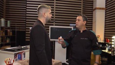 """""""Speak la cuțite"""", episodul 32. Chef Bontea, acuzații la adresa lui chef Scărlătescu. Imaginile care nu s-au văzut la TV"""
