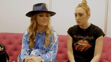 eXtra Factor 2021 - Episodul 3. Ce cadou i-a cerut Ilona Brezoianu Deliei de ziua ei