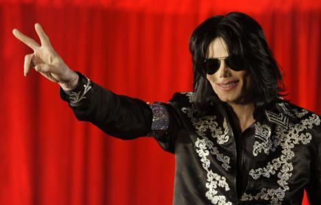 Licitatie dedicata lui Michael Jackson in China