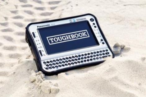 Toughbook CF-U1 duce rezistenta la un nou nivel