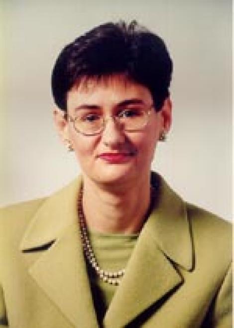 Oana Lungescu, numita purtator de cuvant al NATO