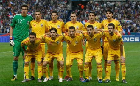 Nationala Romaniei a ajuns pe locul 50 in lume. Cea mai slaba clasare din istorie!