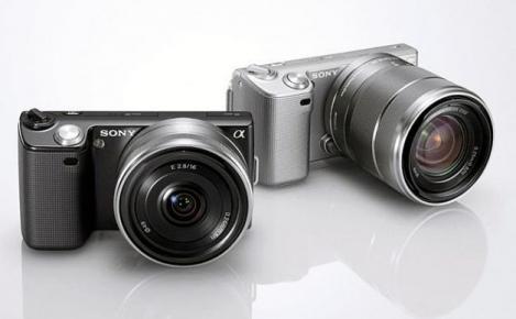 Alege-ti obiectivul perfect: Sony NEX 3