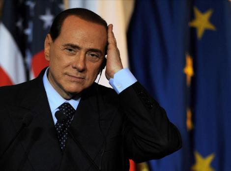 Silvio Berlusconi trebuie sa-i plateasca 3.5 milioane de euro fostei sotii