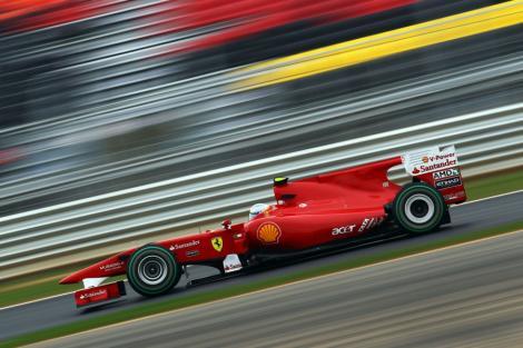 F1, MP al Coreei de Sud: Alonso preia stafeta