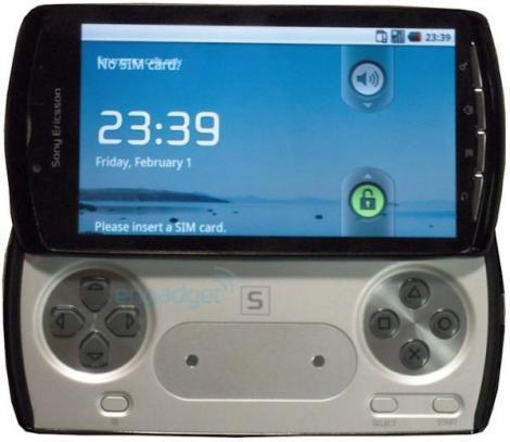 Apare PlayStation Phone!