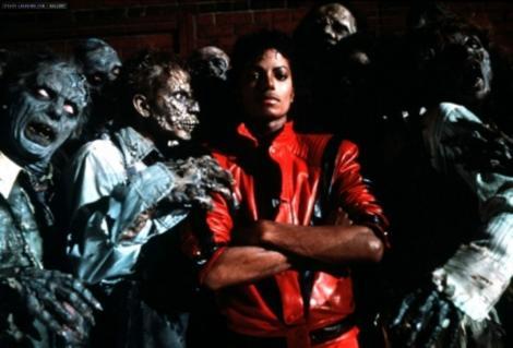 """Thriller""-ul lui Michael Jackson va fi transformat in film"
