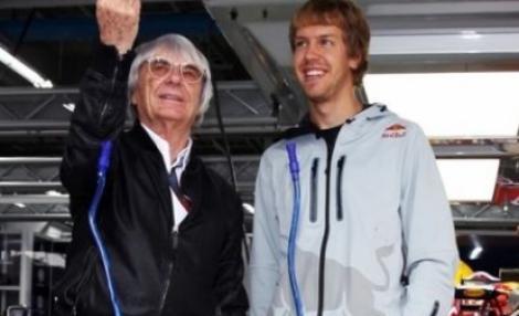 Ecclestone: Europa va disparea mai mult sau mai putin din Formula 1