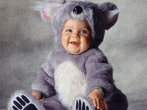 Cele mai dragute costume de Halloween pentru copiii mici