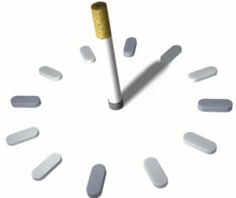 Persoanele active noaptea pot deveni fumatoare