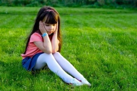 Simptomele depresiei la copiii mici