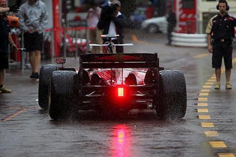 F1/ Calificarile de la Suzuka, amanate pentru duminica din cauza ploii