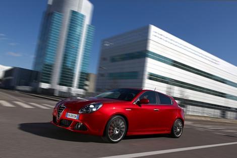 "Alfa Giulietta: ""Dragoste"" de la 17.900€"