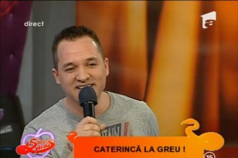 """VIDEO! Stand-up comedy cu Tibi Neuronu, la """"Un Show Pacatos"""""""