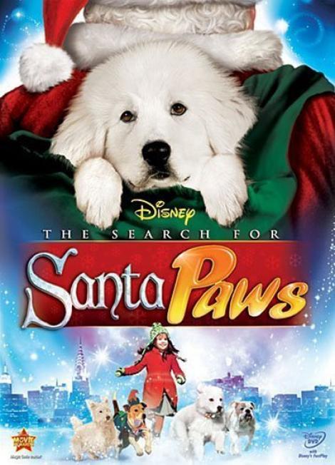 """VIDEO!Afla cine este cel mai nou prieten al Mosului in filmul """"The Search For Santa Paws""""!"""
