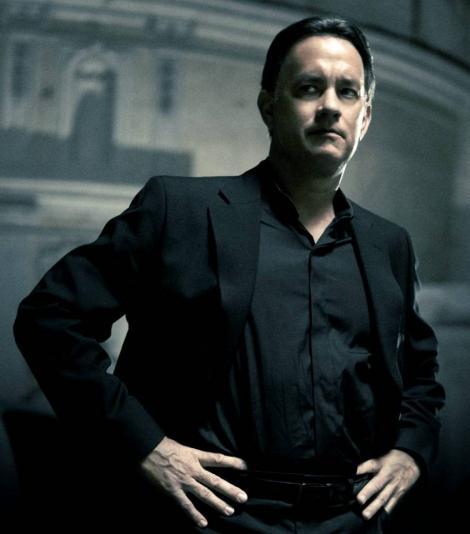 VIDEO! Tom Hanks, udat din cap pana in picioare in direct la tv