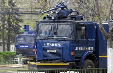 Seful Jandarmeriei Capitalei, Gavrila Pop, eliberat din functie