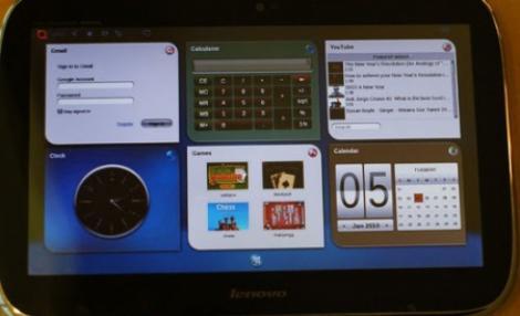 Lenovo va lansa tableta PC LePad in 2011