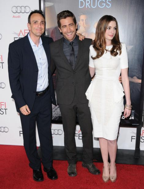 Jake Gyllenhaal, cu pantofii prafuiti la premiera