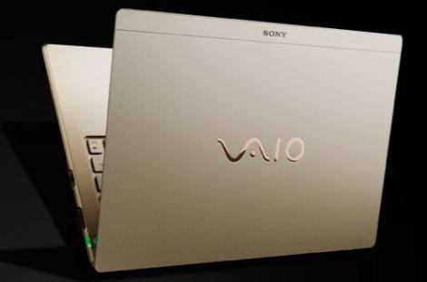 FOTO! Vezi o serie limitata de laptopuri VAIO Signature Collection