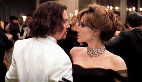 "Johnny Depp: ""Intotdeauna am vrut sa lucrez cu Angie"""