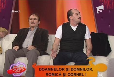 "VIDEO! Tociu Si Palade fac politica la ""Un show pacatos"""