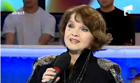 VIDEO! Jumatate de secol cu Margareta Paslaru