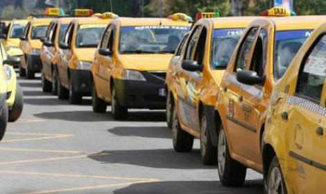 Acces liber pentru taximetristi pe Otopeni