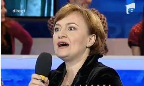 Liliana Minca si-a cunoscut sotul la televizor!