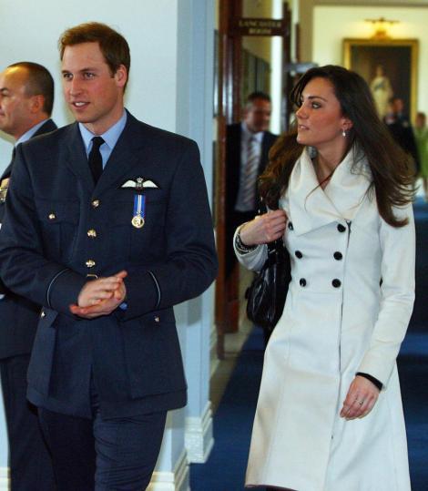 Nunta regala la Westminster, pe 29 aprilie: Printul William se va casatori cu Kate Middleton