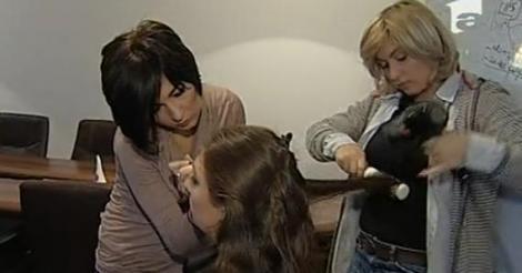Comoditate pentru doamne si domnisoare: Salonul mobil de infrumusetare