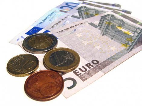 Guvernul estimeaza un curs de 4,21 lei/euro pentru 2011