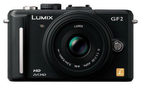 "Panasonic ""loveste"" din nou: Lumix GF2"
