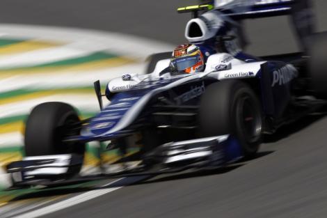 F1/ Surpriza la Interlagos: Hulkenberg, in Pole!