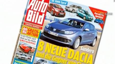 Dacia pregateste opt modele noi!